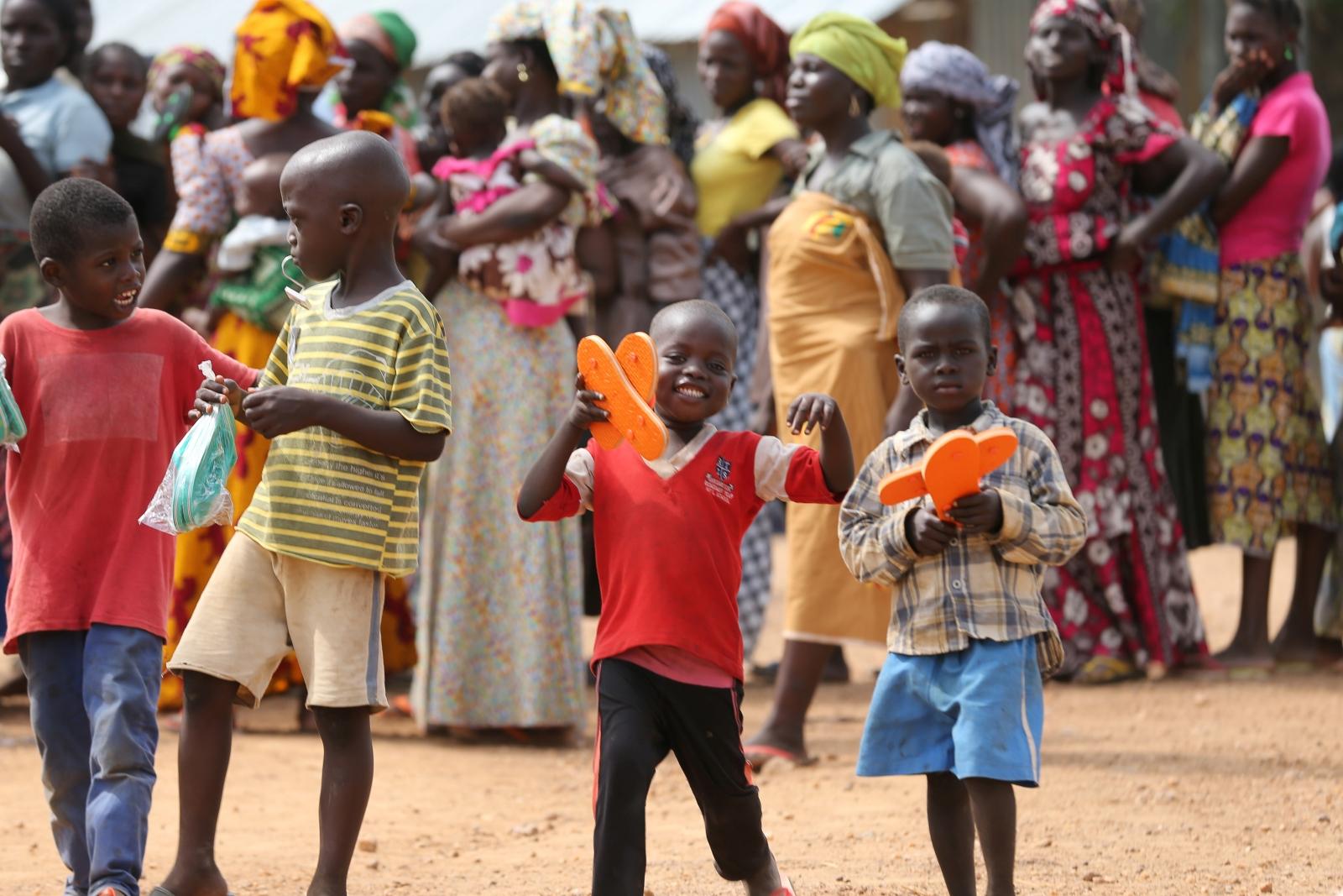 Nigeria baby trafficking