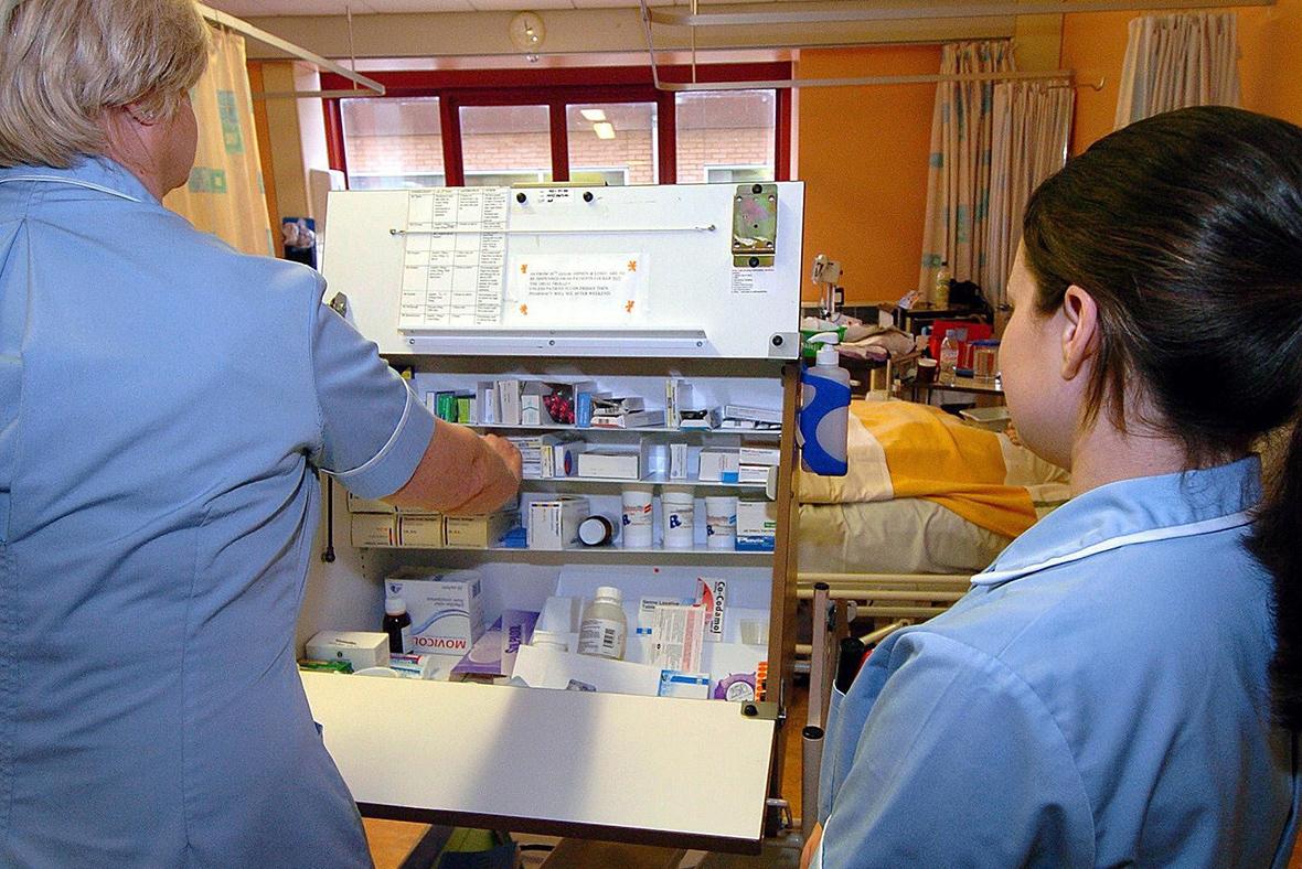 Nursing associate roles