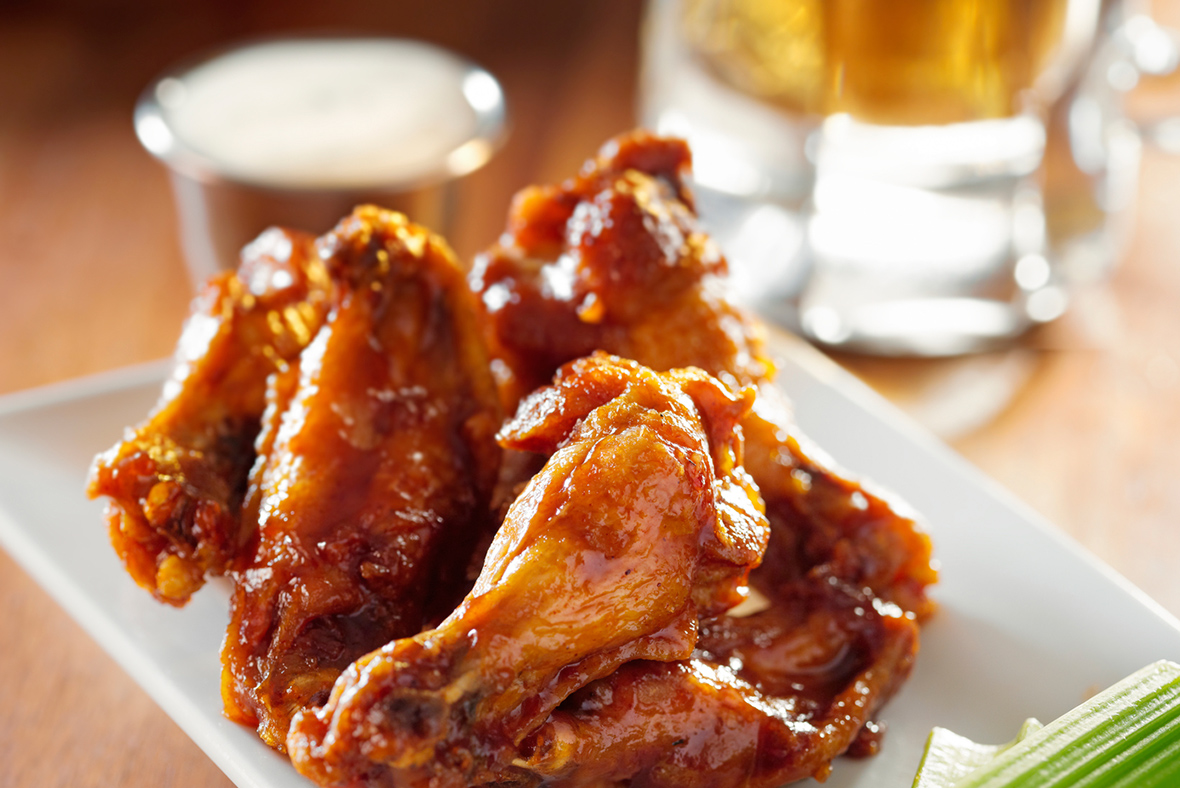 Chicken and beer - photo#47