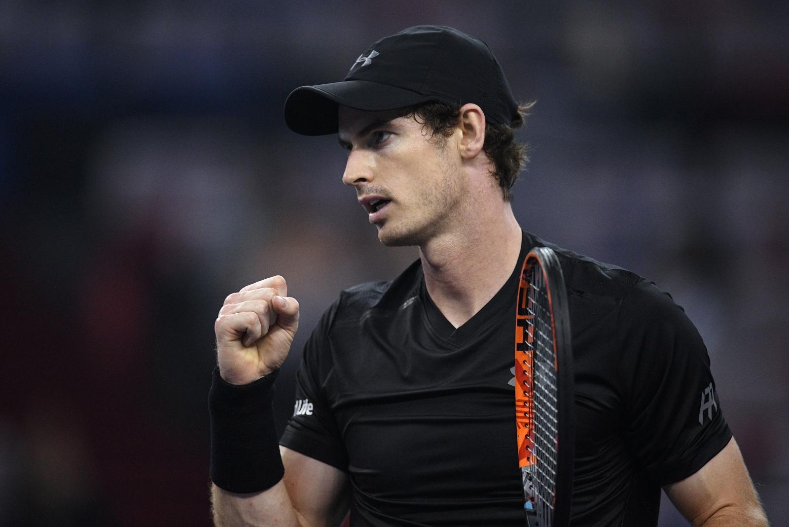 Shanghai Masters 2016 Andy Murray Dominates Steve Johnson