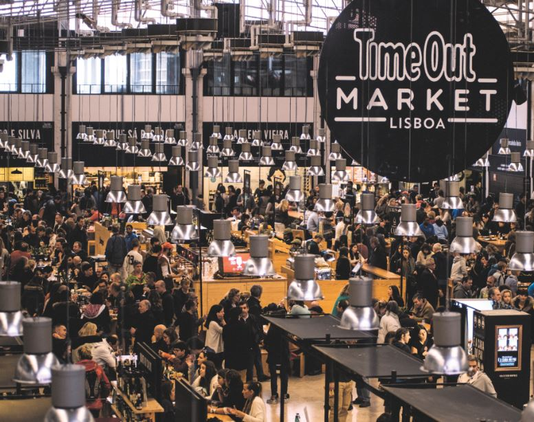 Time Out Plans London Street Market