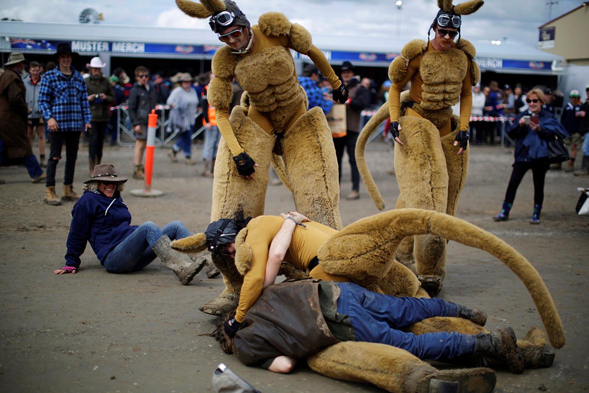 Deni Ute Muster festival