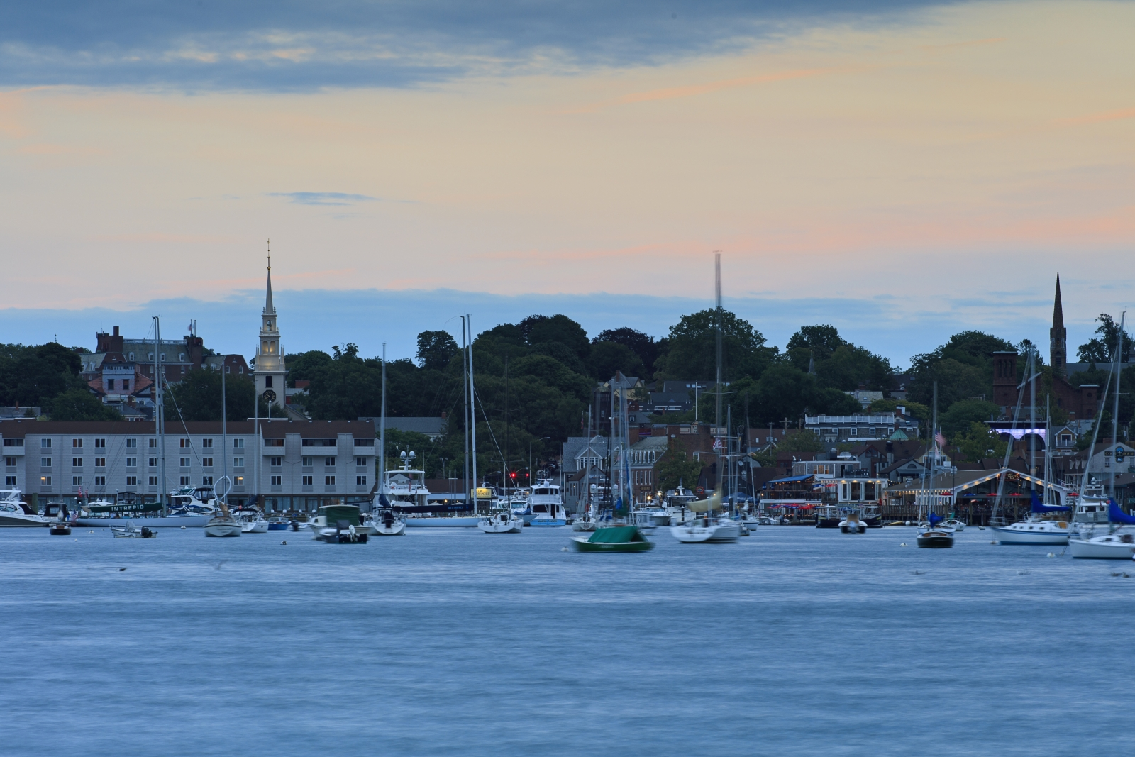 Rhode Island, US Landscape