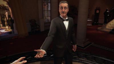 Batman Arkham VR Alfred