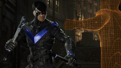Batman Arkham VR Nightwing