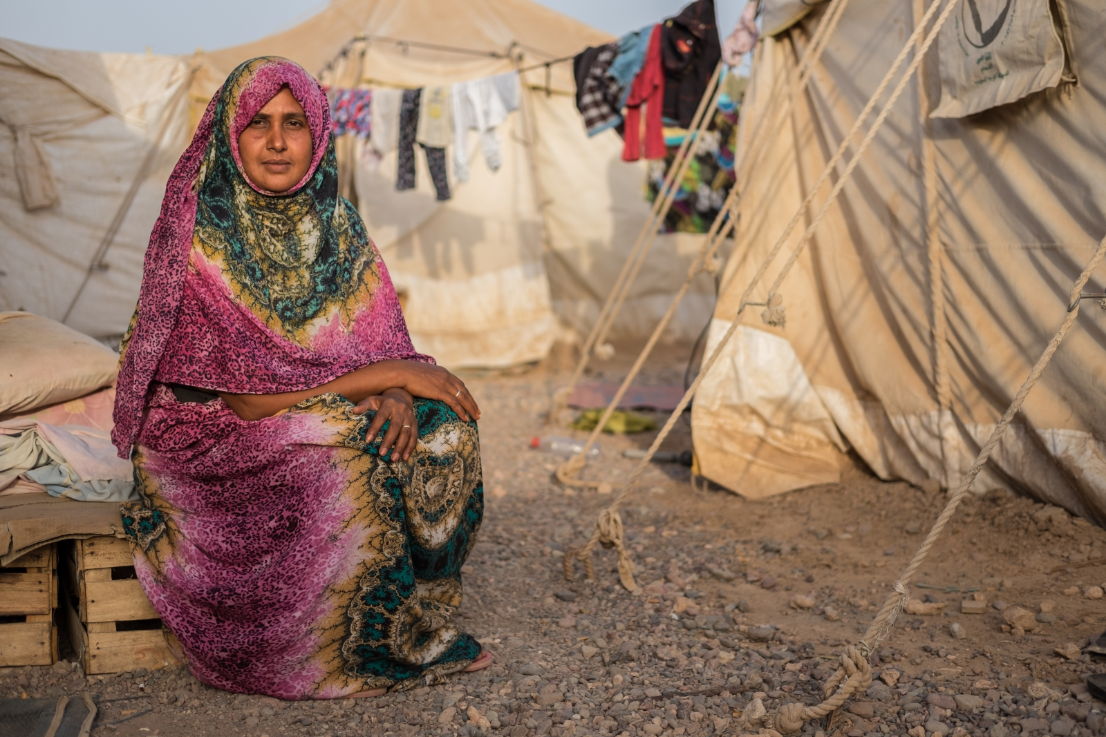 Djibouti opens its doors to refugees from war-torn Yemen  Yemen And Djibouti