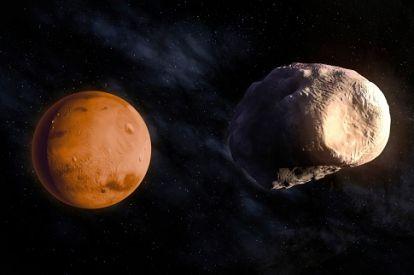 Phobos death star