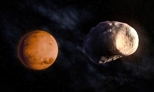 moons of mars both - photo #20