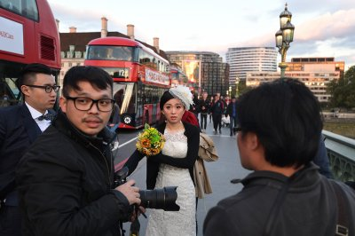 Chinese pre-wedding photos