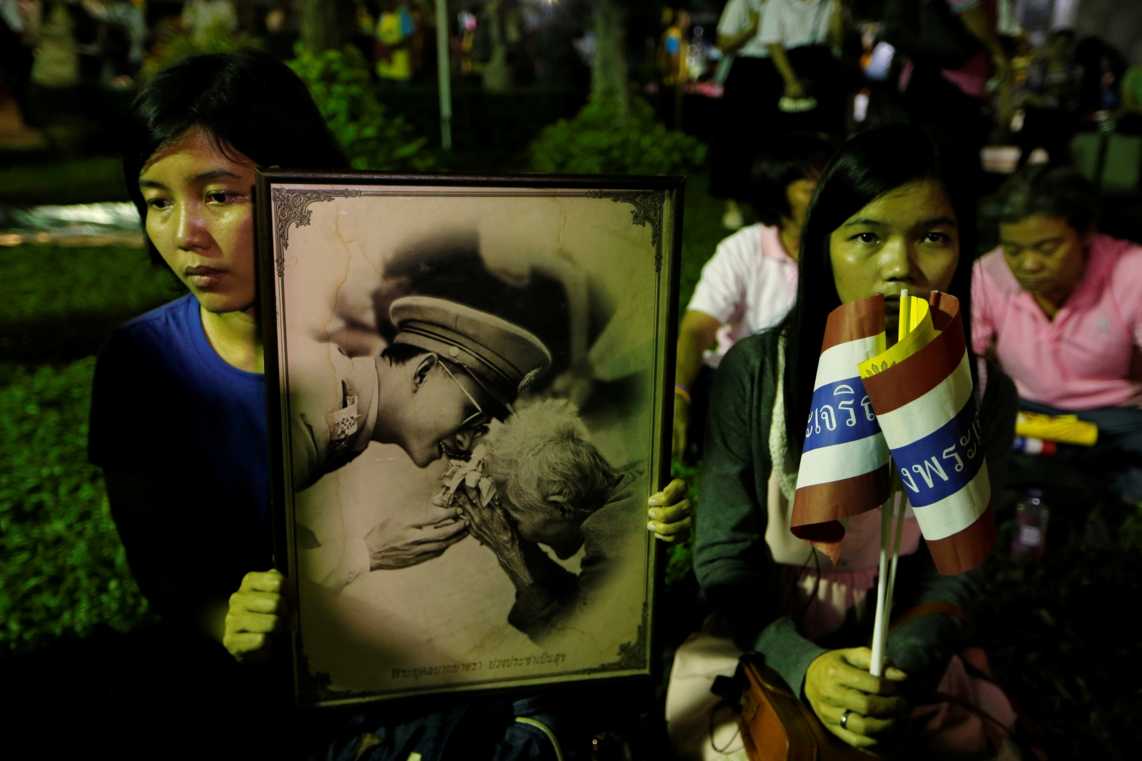 Thailand's King Bhumibol Adulyadej has died