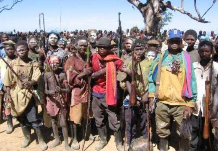 Separatist group Bakata Katanga