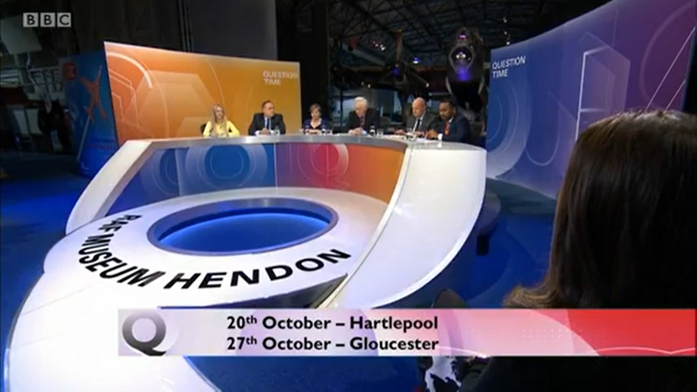 BBC Question Time 13Oct2016