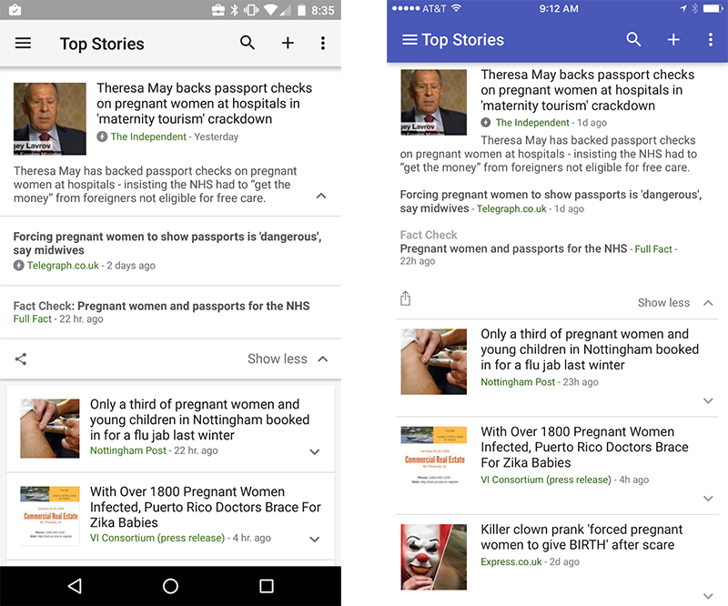how to appear on google news