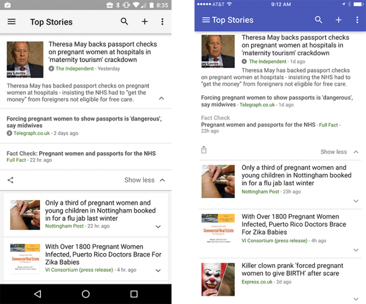 Google launches fact check feature that shows accuracy of news articles ahead of US elections