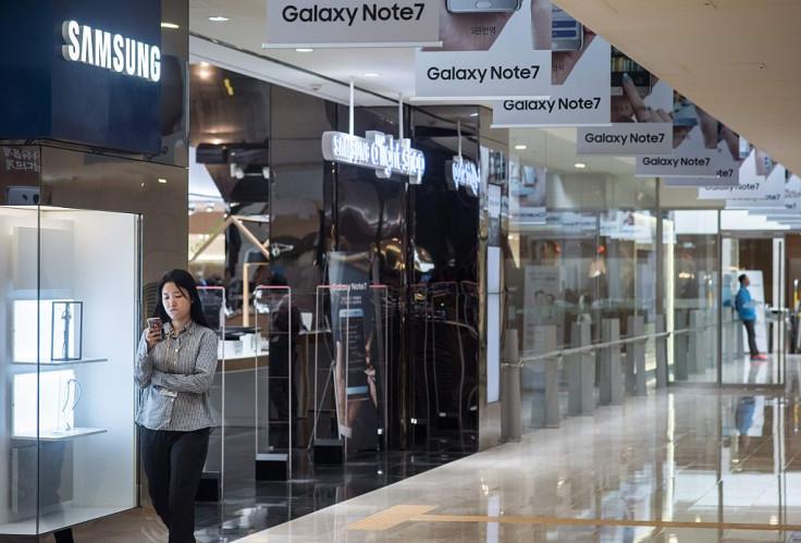 Galaxy Note 7 failure impact