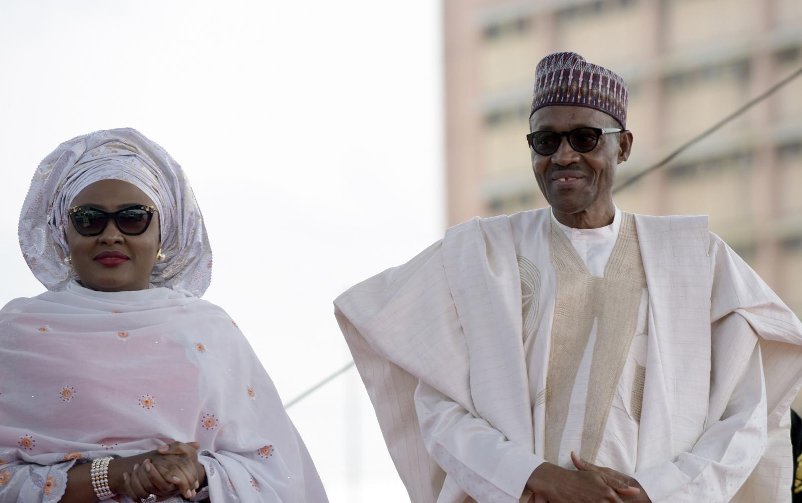 Nigerian President Mohammadu Buhari