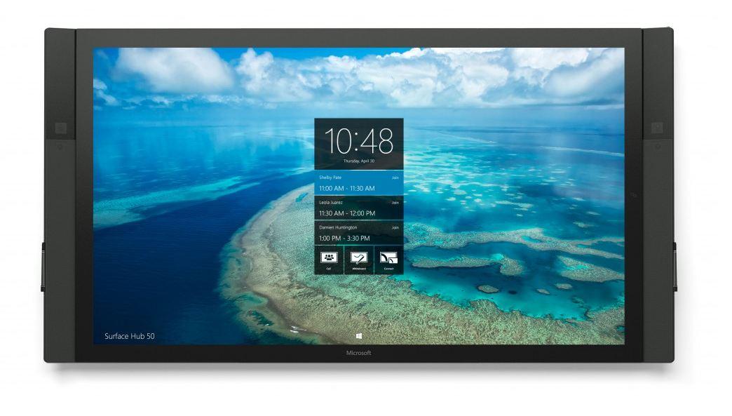 Windows 10 Anniversary Update for Surface Hub