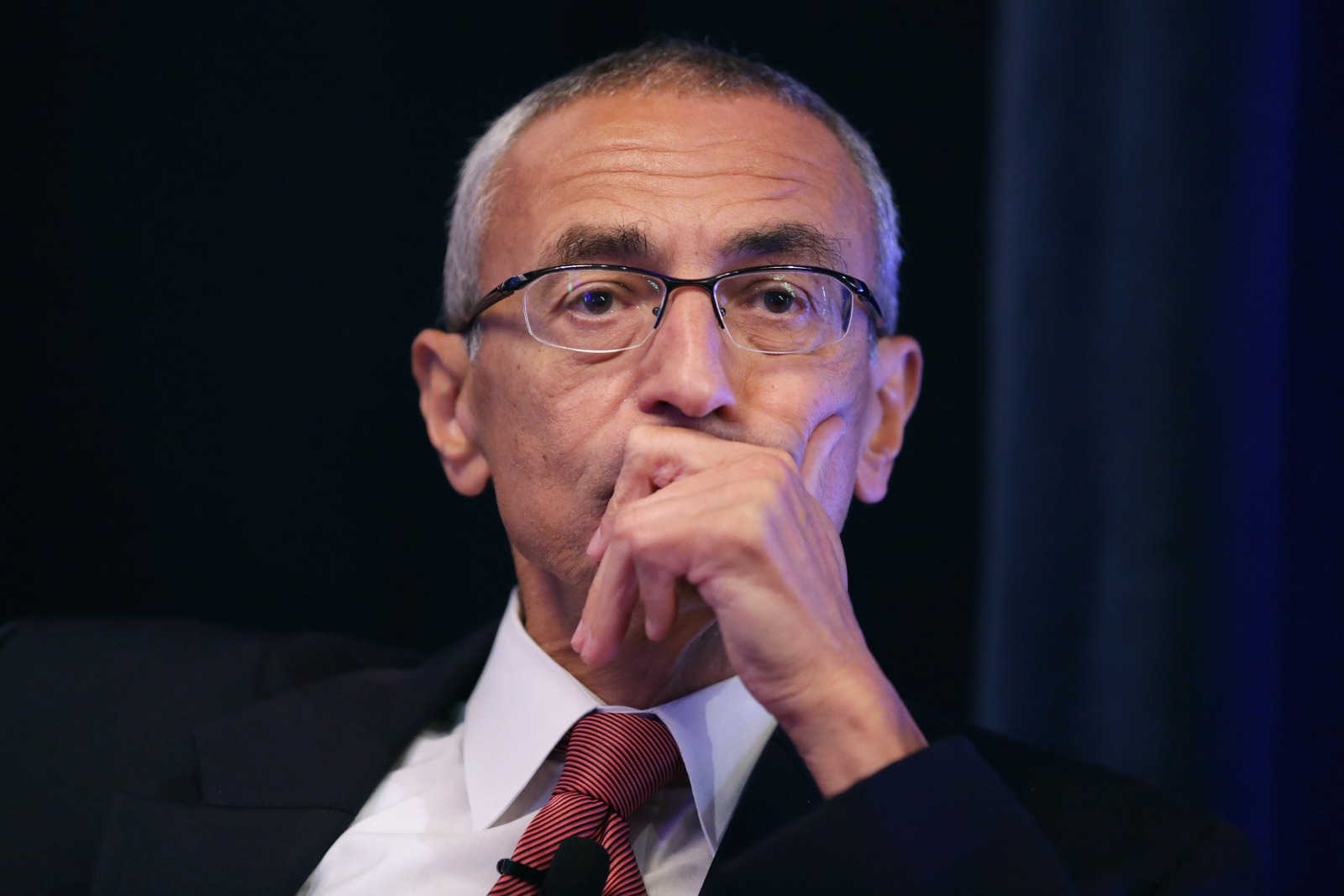 Hackers claim to have hacked and wiped Clinton campaign chief John Podesta's iPhone