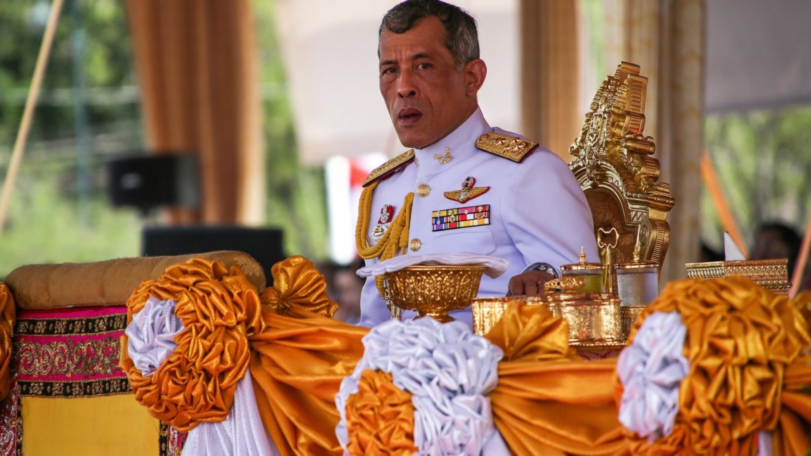 Crown Prince Maha Vajiralongkorn to become King of Thailand