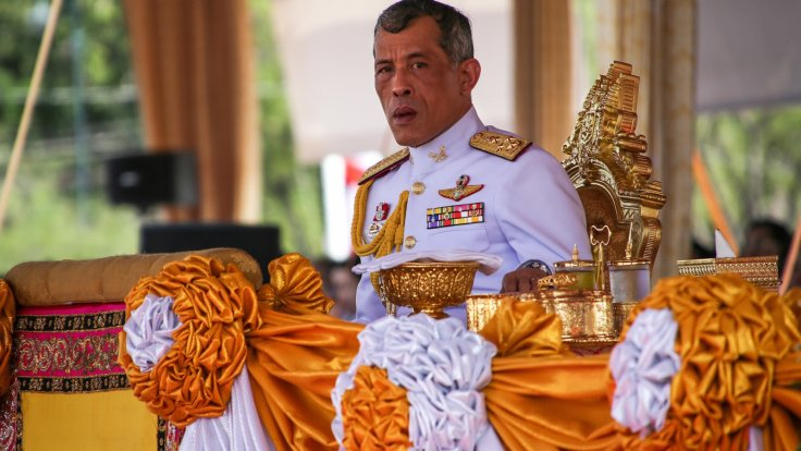 Crown Prince Maha Vajiralongkorn to become King of Thailand