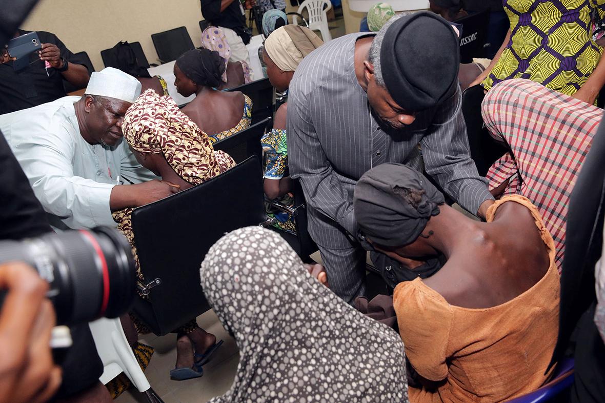 Chibok schoolgirls