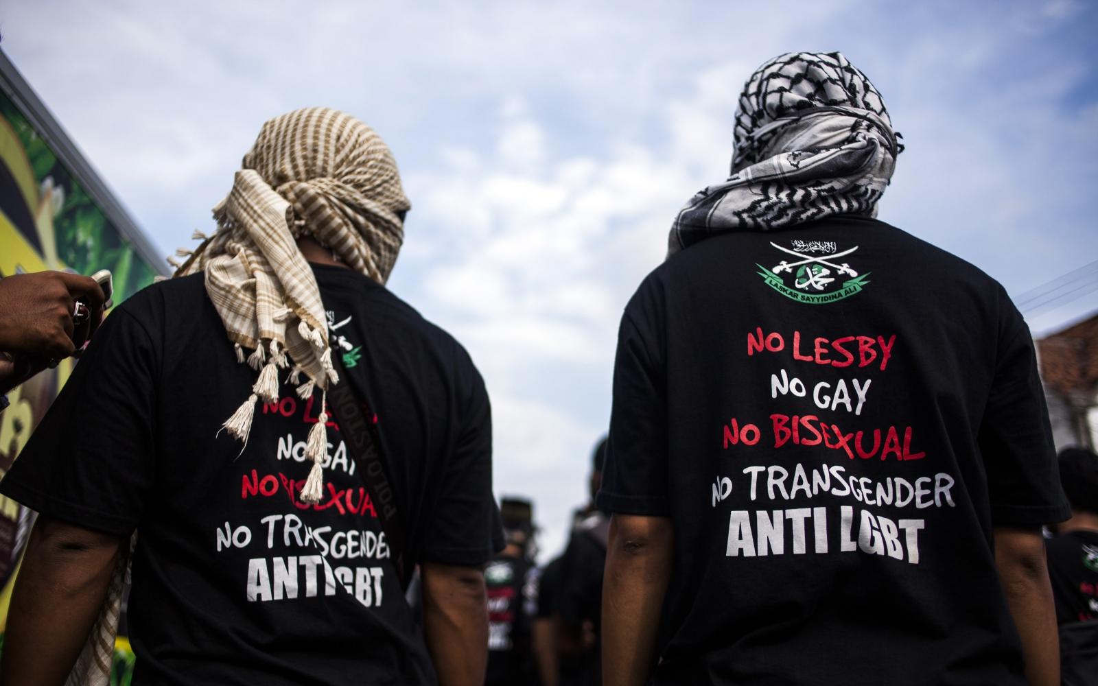 Indonesia anti-LGBT