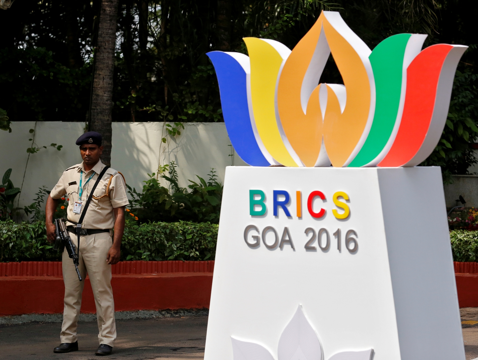 Brics Goa summit