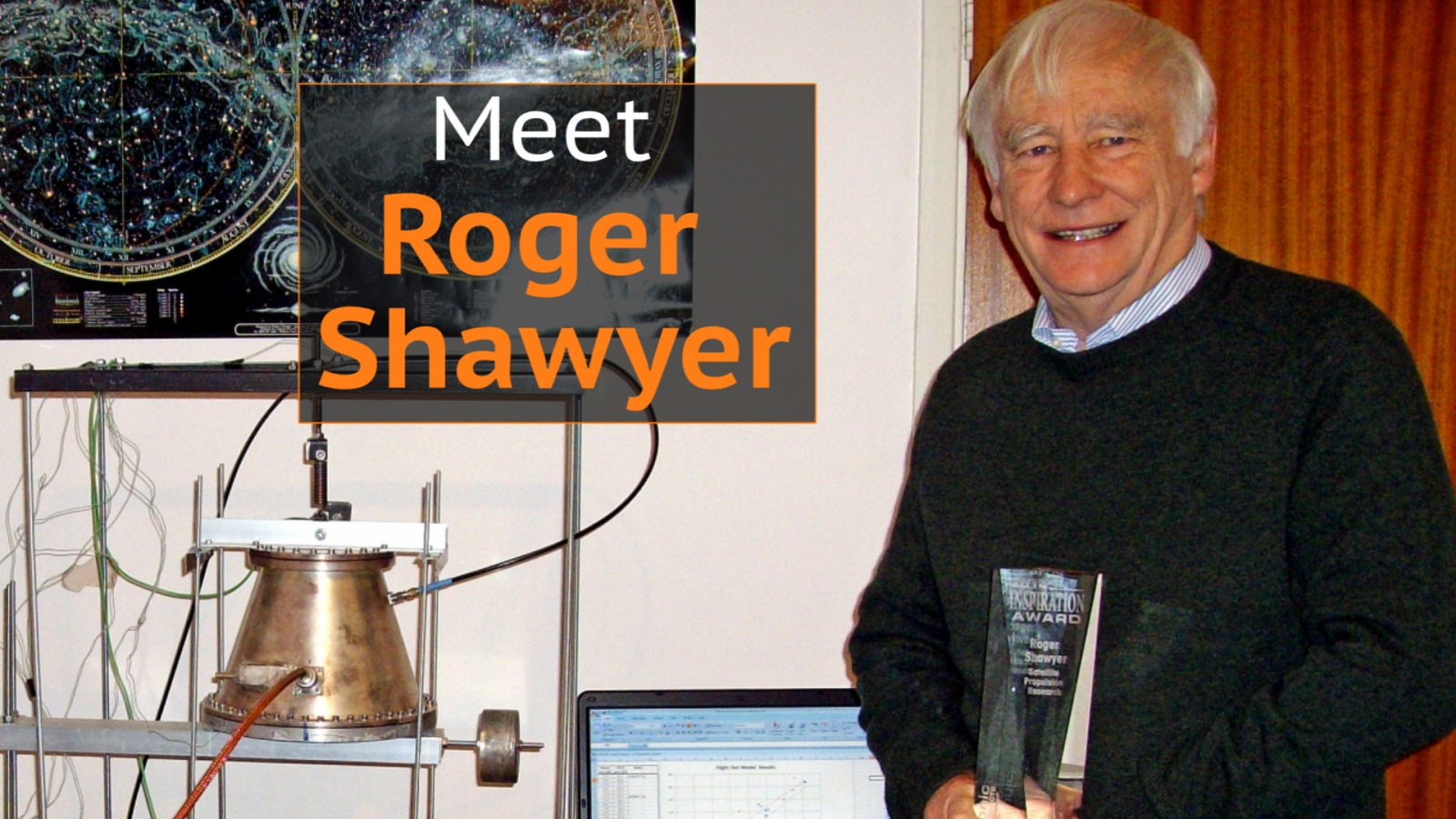 A Patent for the Controversial & 'Impossible' Quantum Space Engine (EM Drive) Was Just Made Public  Meet-roger-shawyer