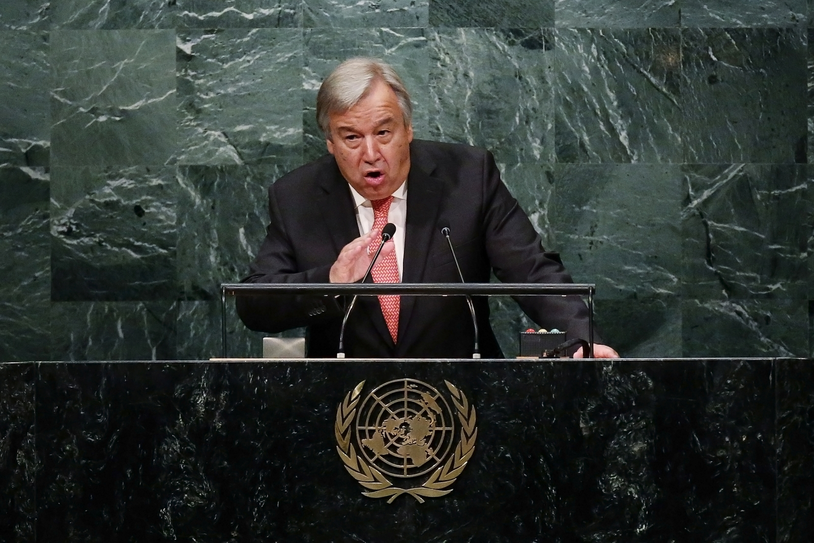 United Nations finalises Guterres appointment for top job