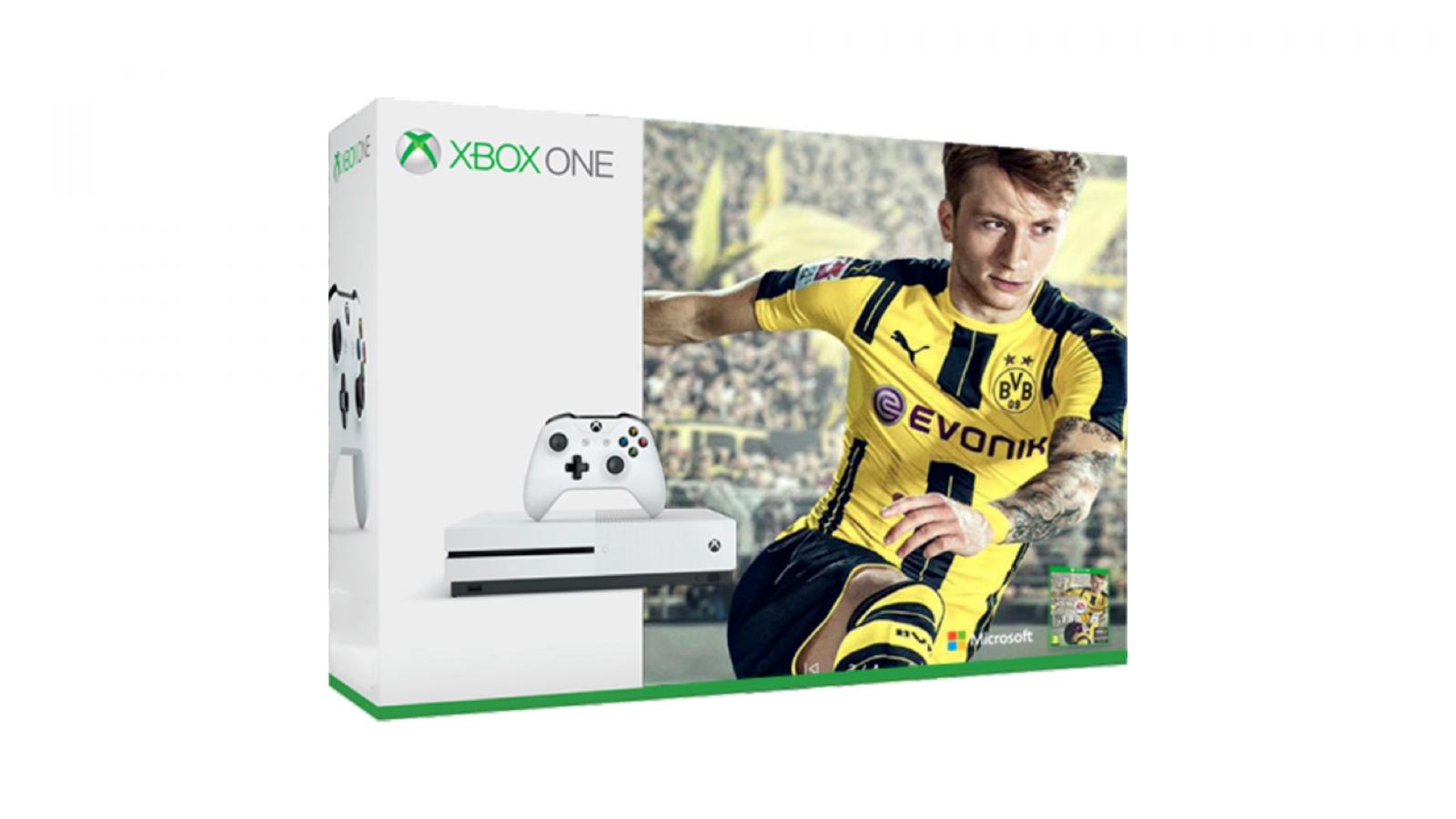 Xbox One S Fifa Bundle
