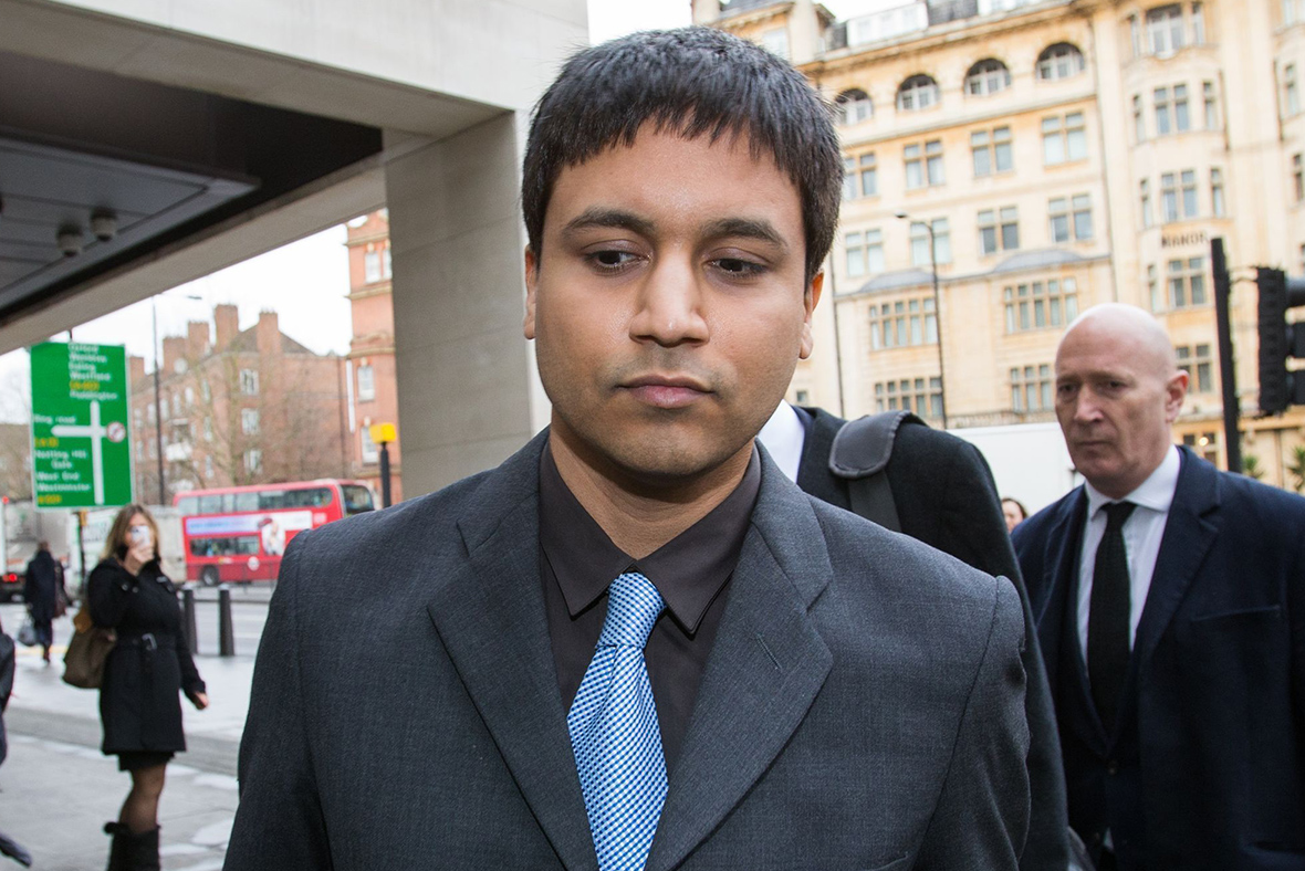 Accused U.K. flash-crash trader loses extradition fight