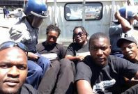 Activists arrested in Zimbabwe