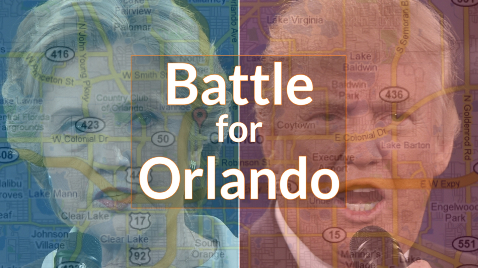 Battle for Orlando