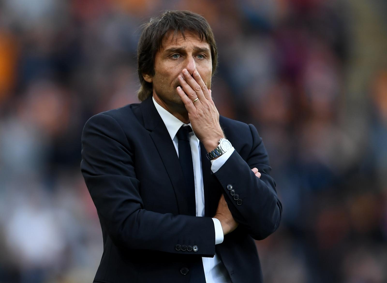 West Ham 2-1 Chelsea: Antonio Conte remains optimistic ...  West Ham 2-1 Ch...