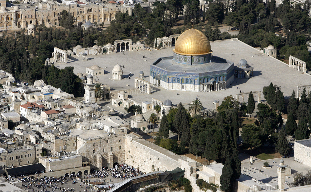 US embassy move to Jerusalem could trigger a crisis of Biblical proportions
