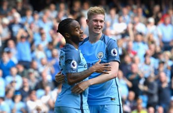De Bruyne and Sterling