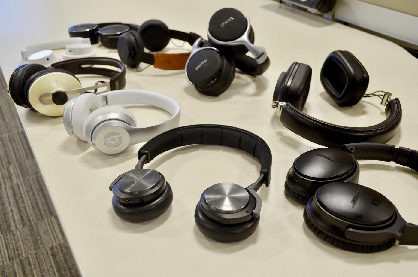 Wireless headphones review round up