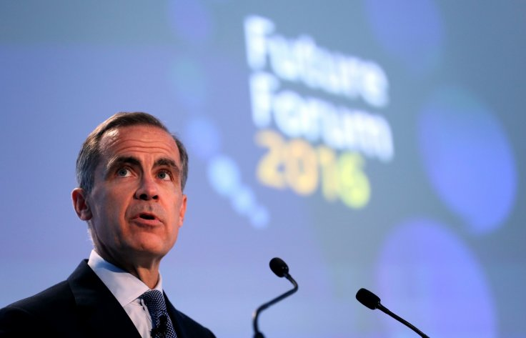 Mark Carney says BoE will not take instruction on policies 'from the political side'