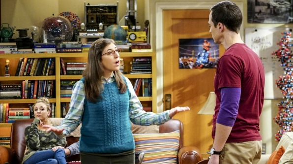 Big Bang Theory season 10 episode 5