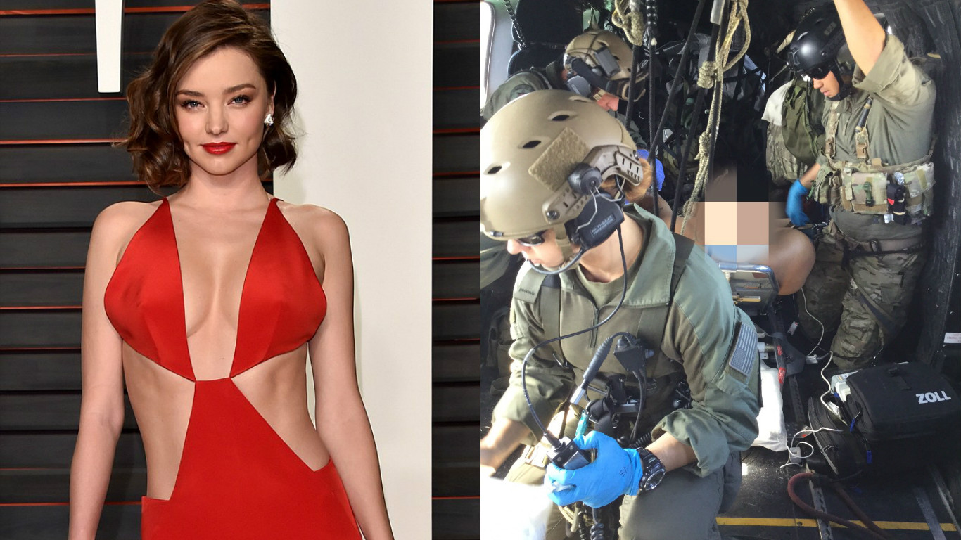 Miranda Kerr home invasion