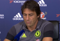 """Antonio Conte: Leicester City and Manchester United are \""""two big challenges\"""""""