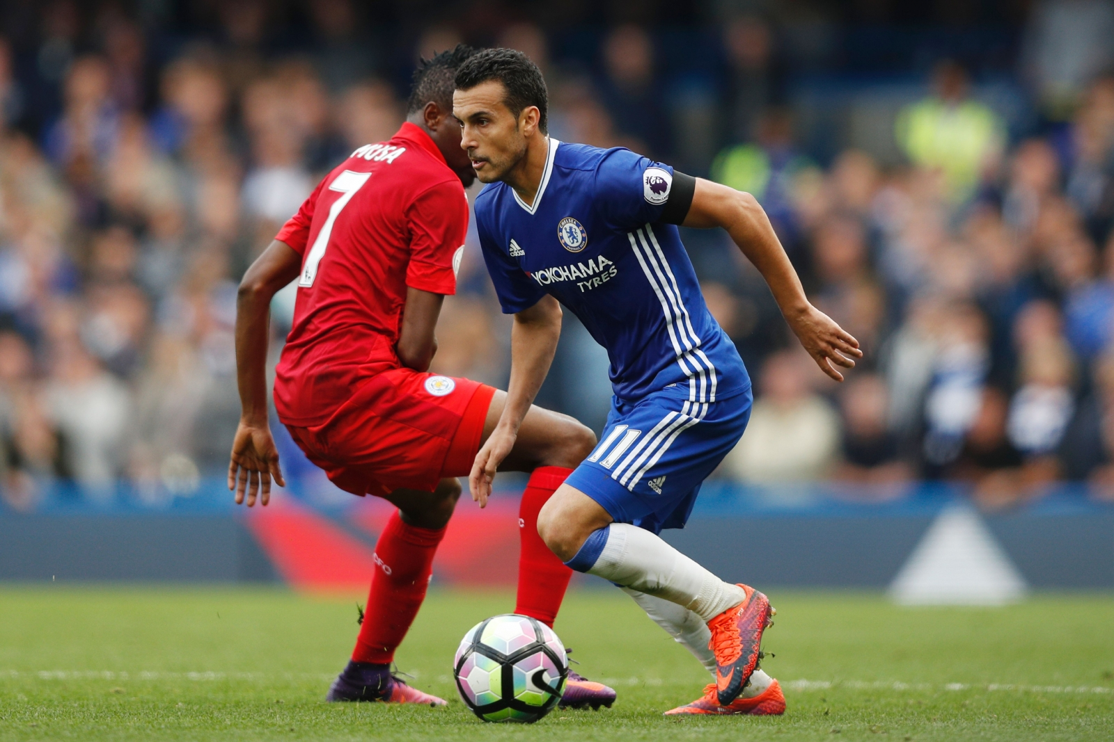Chelsea's Pedro, Diego Costa return to Spain squad for Israel qualifier