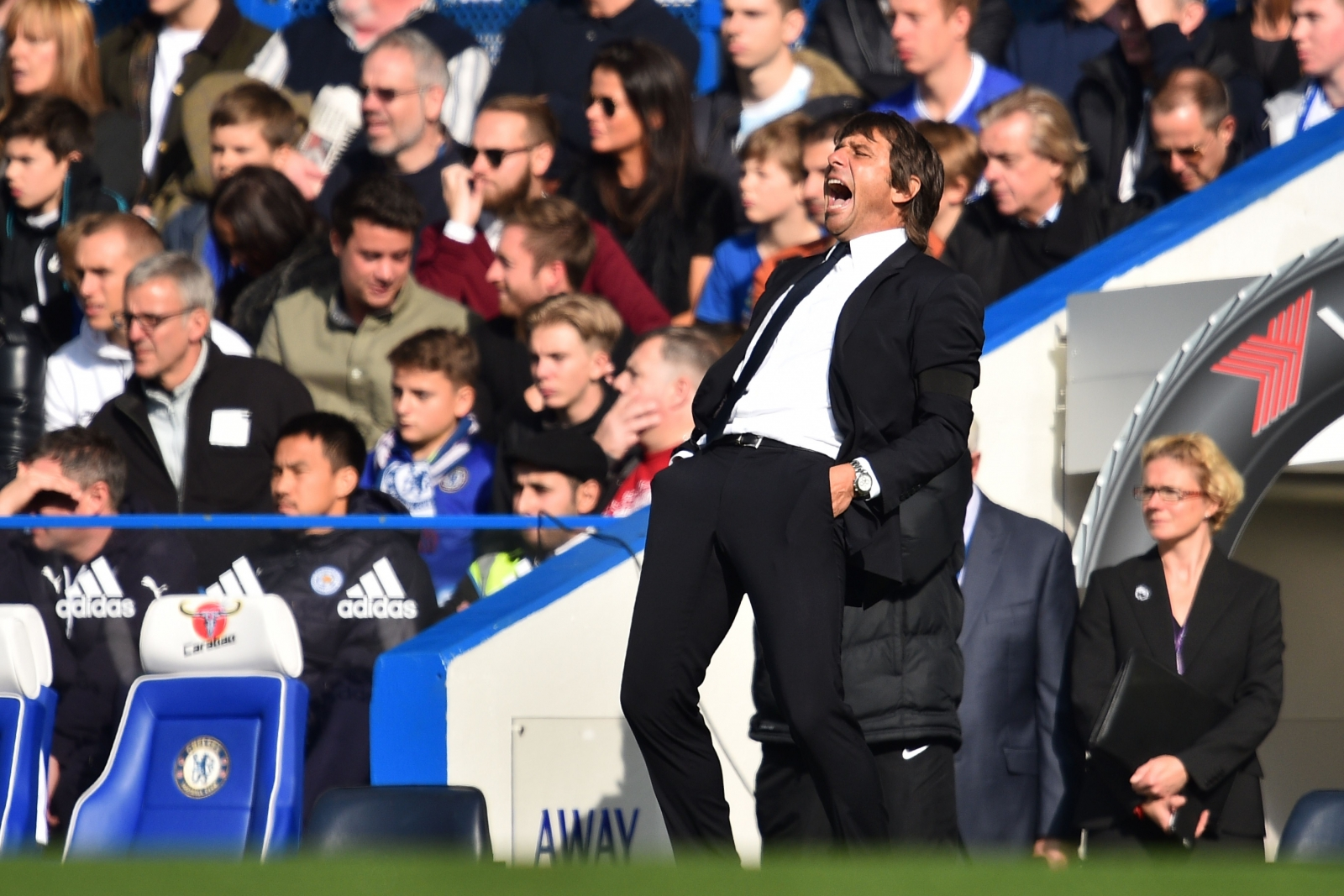 Antonio Conte rues a missed chance