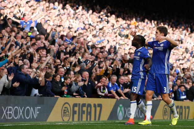 Chelsea easily won at the Bridge