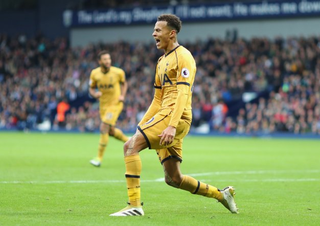 Dele Alli scored for Spurs