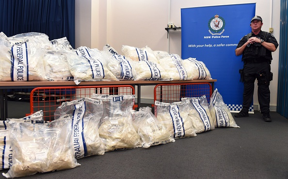 MDMA £90m drugs haul