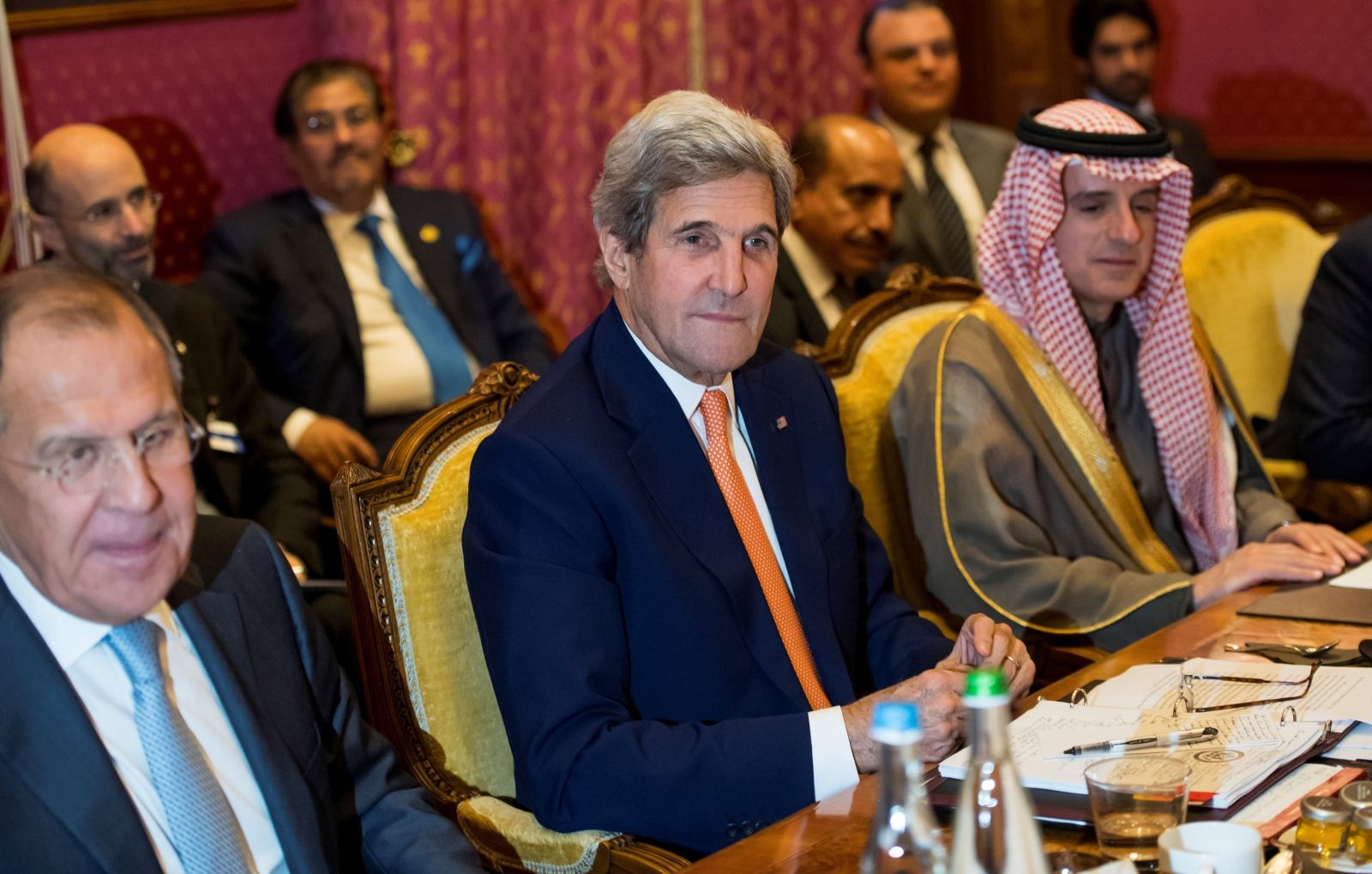 Britain and U.S. consider extra sanctions against Assad and his supporters