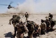 UK Forces Iraq