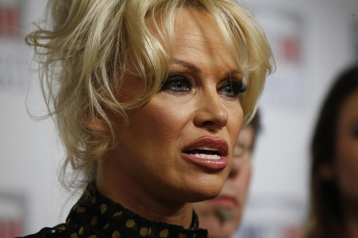 Anti Porn Actress Pamela Anderson Slams Donald Trump S Remarks
