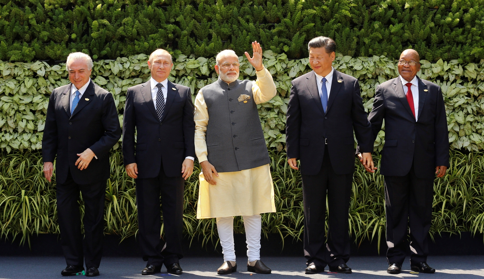 Brics summit Goa